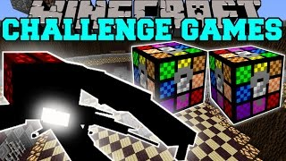 Baixar - Minecraft Hercules Beetle Challenge Games Lucky Block Mod Modded Mini Game Grátis
