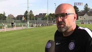 Cupfinale Vorschau mit Trainer Hannes Spilka