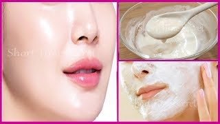 Permanent Skin Whitening with Boil Rice   Get  Clear, Bright, Glowing, Youthful Skin in Just 7 Days