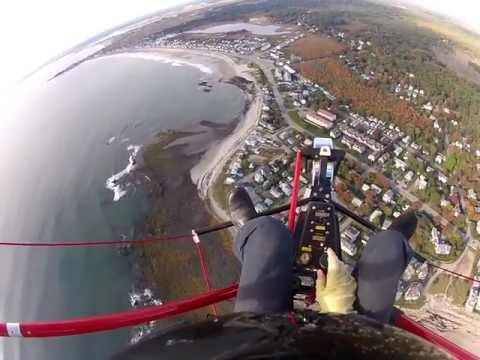 oct 2 flight n hampton nh