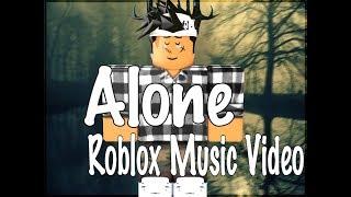 Alone - Nico Collins || Roblox Music Video