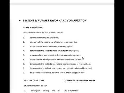 Add Math SBA Essay Sample