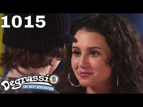 Degrassi: The Next Generation 1015 - My Body Is A Cage, Pt. 1