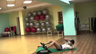 Супер упражнения для талии и пресса!