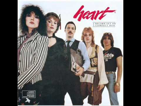 Heart- Magic Man