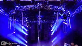 NAMM 2013 | American DJ Programmed Light Show| idjnow