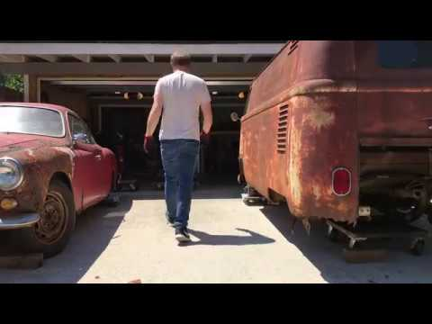 RUSTY'S RESTORATION!!! 50K!!! CT'S GARAGE!!! VW KOMBI!!! VW TYPE 2, VW BUS, VDUB, RUSTY'S WORLD!!!