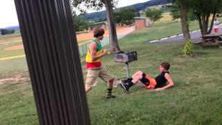 Park Fight (xxx)
