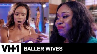 Miko Confronts Carmena About The Drink Throwing Saga | Baller Wives