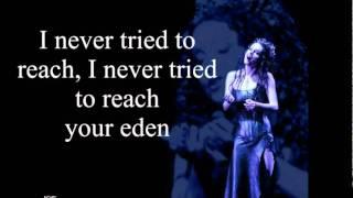 Sarah Brightman Eden Lyrics