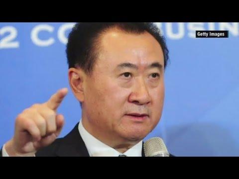 Wang Jianlin in 84 Seconds