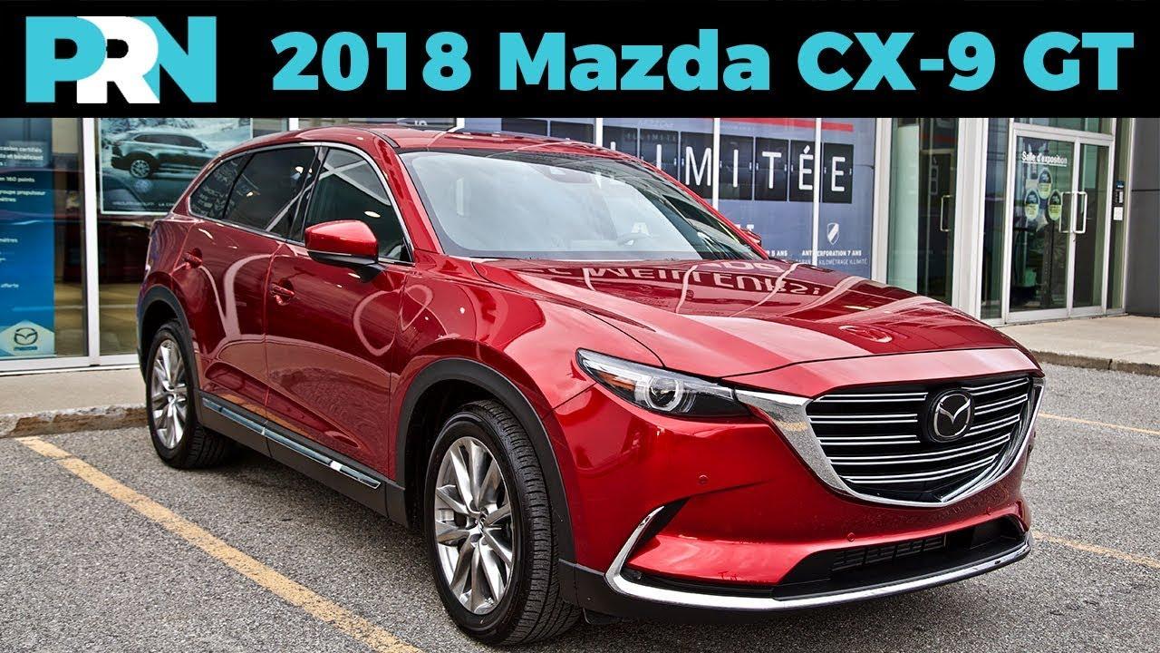 2018 Mazda Cx 9 Gt Testdrive Spotlight