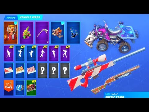 I created my own Fortnite Wraps and they looked insane..!