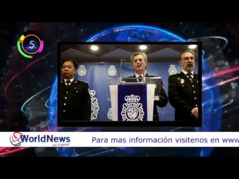 60 segundos de información - World News en Español - mundo - 12-15-17