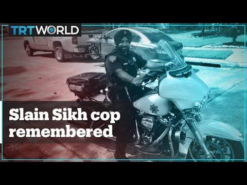 America Mourns Slain Sikh Cop Sandeep Dhaliwal