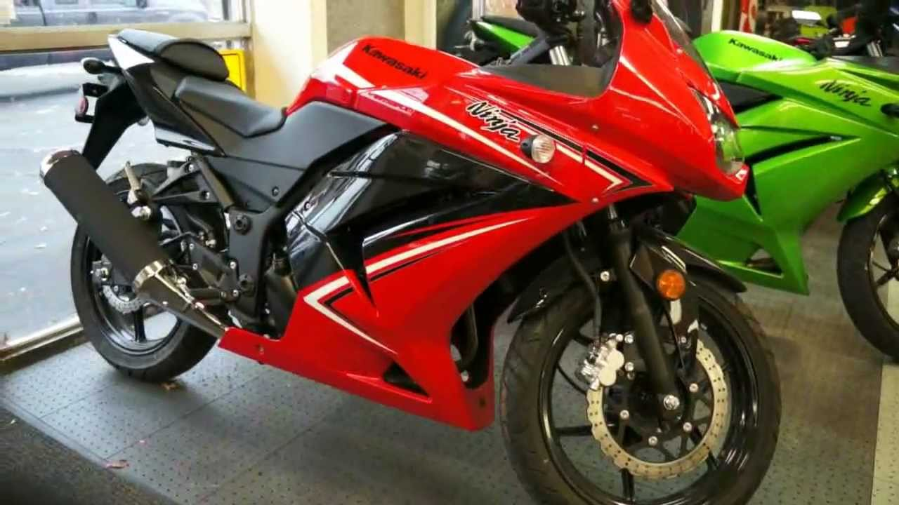 Kawasaki Ninja R Review