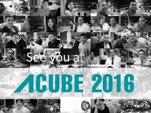 ALPINION Annual Dealer Meeting: A-CUBE 2015 MIDDLE EAST & AFRICA