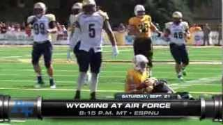 Mountain West Football: Week 4 Preview - Conference Games