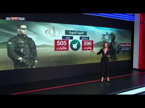 مقارنة بين القدرات العسكرية لإسرائيل وإيران  - نشر قبل 4 ساعة