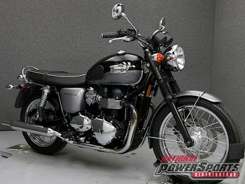 2013 TRIUMPH BONNEVILLE T100 - National Powersports Distributors ...