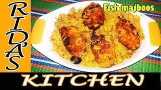 Fish Majboos recipe by Rida