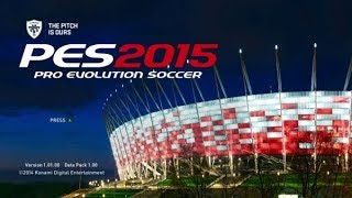 PES 2015 Pro Evolution Soccer 2015 Xbox 360 Gameplay Part 1