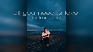 EDEN - all you need is love (Instrumental)