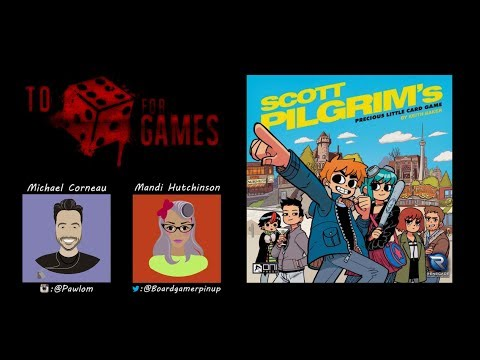 Scott Pilgrim Teach & Play
