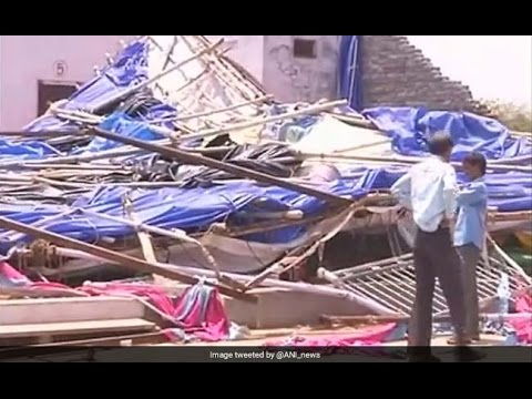 Rajasthan: 24 people dead after wall of wedding hall collapses in Bharatpur