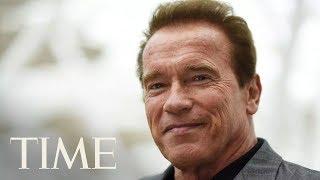 Arnold Schwarzenegger Is Not Impressed By President Trump