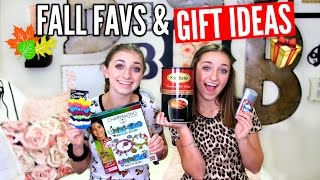Fall Favorites & Gift Ideas | Brooklyn and Bailey