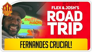 Bruno Fernandes incoming? Manchester United vs Norwich Road Trip!