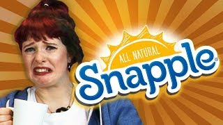 Irish People Try Snapple For The First Time