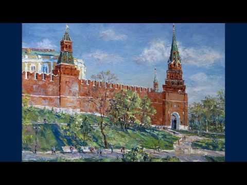 Кремль, фото достопримечательностей Московского Кремля