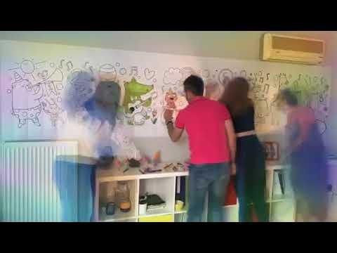 Proll Dev Boyama Kağıtları Kidolinada Youtube