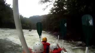 "Ocoee River Whitewater Rafting 7 ""Broken Nose"""