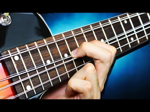 8 STRINGS BASS SOLO