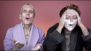 Download Jeffree Star and Shane Dawson Try Not To Laugh (IMPOSSIBLE) Mp3 and Videos