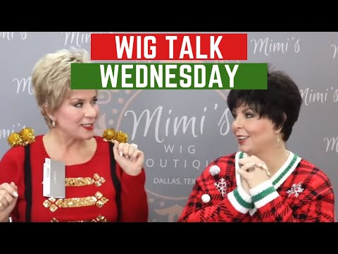 WIG TALK WEDNESDAY!!!  Large Cap Synthetic Wig Styles (Jon Renau, Noriko, Raquel Welch)