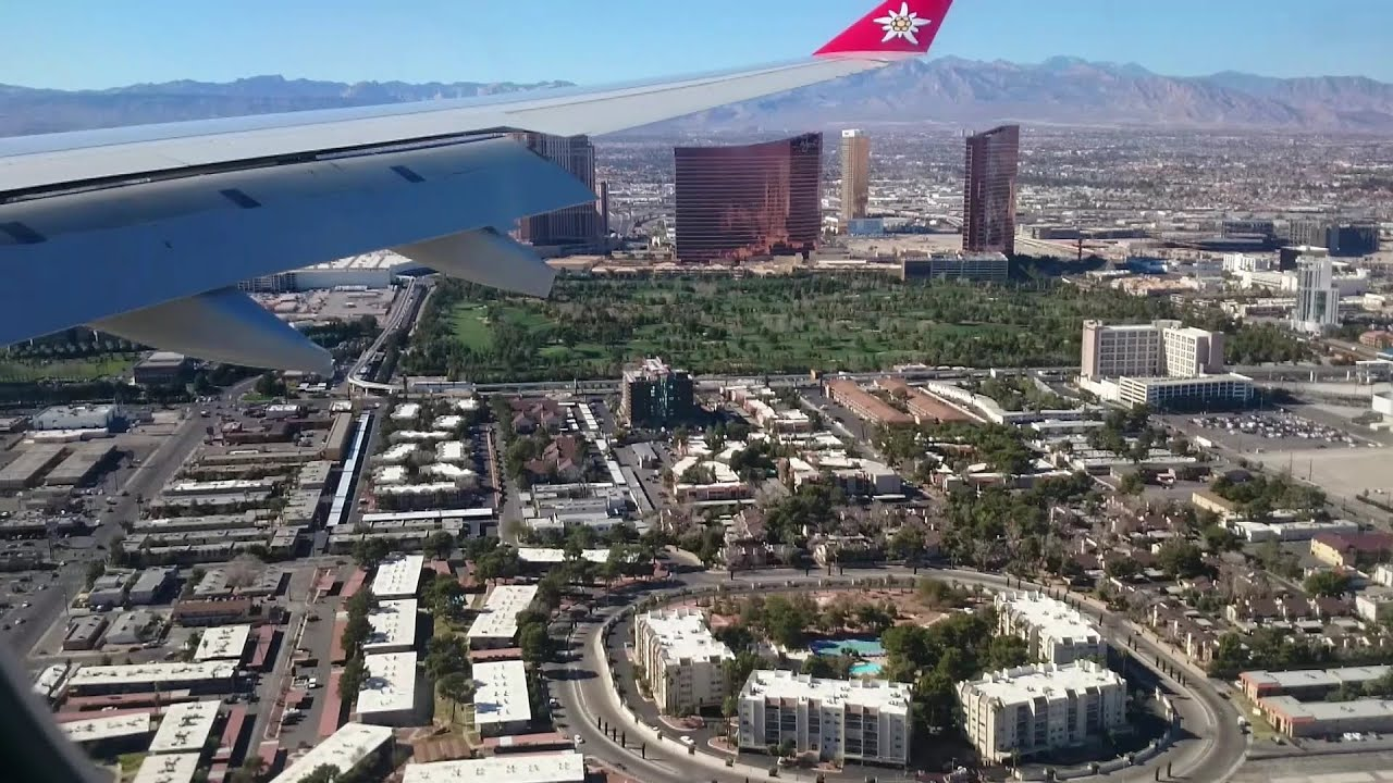 how to get from anaheim to las vegas by air