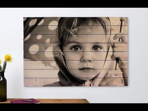 50 Fabulous DIY Image Transfer to Wood