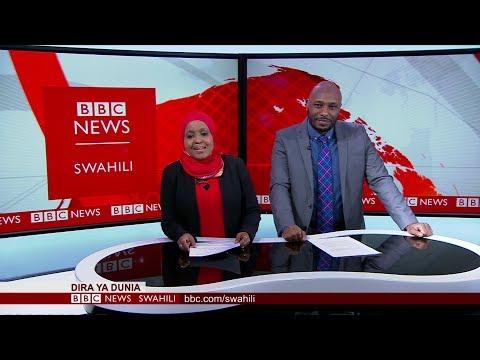 BBC DIRA YA DUNIA ALHAMISI 23.08.2018
