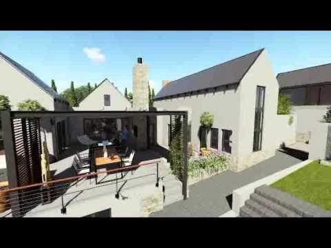 Design Node_architecture and landscape development in Pretoria East