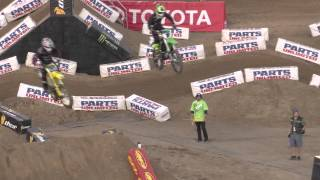 Supercross LIVE! 2014 - 2 Minutes on the Track - 450 Second Practice in Oakland