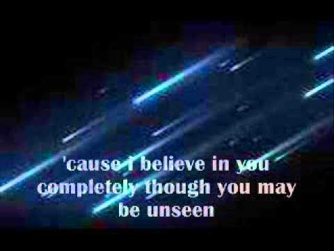 starlight express(lyrics)- el debarge