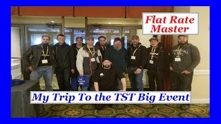 My Trip To The TST Big Event