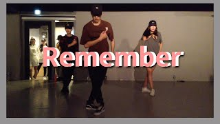 [part1]Remember - KATIE | 葉益豪Wilson | Behind-the-scenes of the 1million dance studio