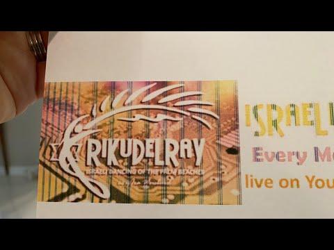 Welcome To RikuDelray's Israeli Dance Tribute To Yoav Ashriel On Thursday, October 1, 2020 At 1pm