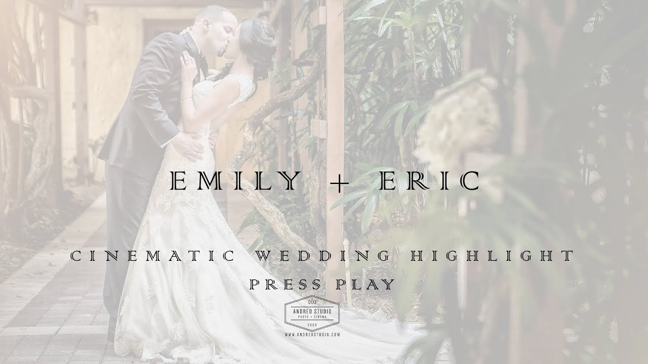 The Biltmore Hotel Miami Wedding Video C Gables Country Club Emily Eric