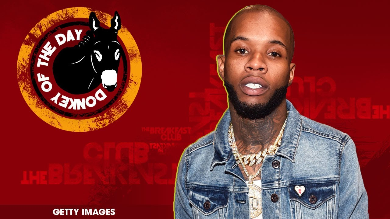 Megan Thee Stallion claims Tory Lanez is rapper who shot her ...